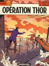 Lefranc -6a1988- Opération Thor