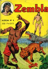 Zembla (Lug) -Rec004- Album N°4 (du n°13 au n°16)