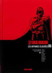 Judge Dredd : Les Affaires classées -6- Années 2103-2104 (2000 AD progs 208-270)