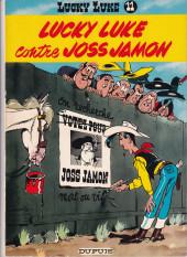 Lucky Luke -11b1970- Lucky Luke contre Joss Jamon
