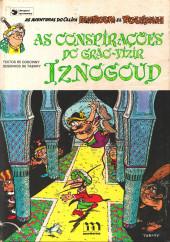 Iznogoud (en portugais) -2- As conspirações do grão-vizir Iznogoud