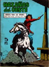 Hazañas del Oeste -129- Número 129