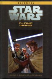 Star Wars - Légendes - La Collection (Hachette) -138138- Clone Wars - Mission 1 : Esclaves de la République