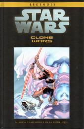 Star Wars - Légendes - La Collection (Hachette) -139139- Clone Wars - Mission 2 : Au service de la République