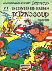 Iznogoud (en portugais) -3- O conto de fadas d'Iznogoud