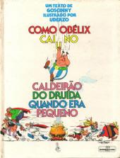 Astérix (hors série) (en portugais) -2- Como Obélix caiu no caldeirão do druida quando era pequeno