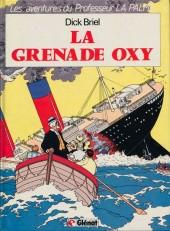 Professeur La Palme (Les aventures du) -2- La grenade Oxy