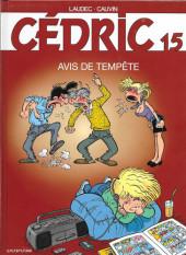 Cédric -15a2006/01- Avis de tempête