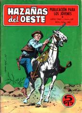 Hazañas del Oeste -147- Número 147