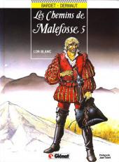 Les chemins de Malefosse -5b1991- L'or blanc