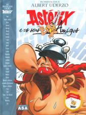 Astérix (hors série) (en portugais) -3- Astérix e os seus amigos - Homenagem a Albert Uderzo