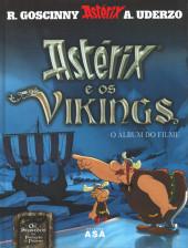 Astérix (hors série) (en portugais) -C06- Astérix e os Vikings - O álbum do filme