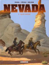 Nevada (Duval/Pécau/Wilson) -3- Blue canyon