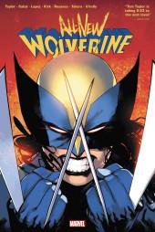 All-New Wolverine (Marvel Comics - 2016) -OMNI- All-New Wolverine Omnibus