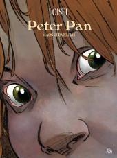 Peter Pan (Loisel, en portugais - Público/ASA) -4- Mãos vermelhas