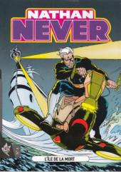 Nathan Never (Editions Swikie) -4- L'Île de la mort
