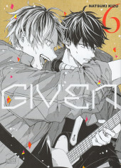Given -6- Tome 6