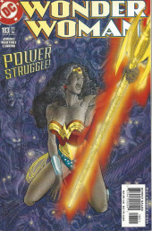 Wonder Woman Vol.2 (DC comics - 1987) -183- Power struggle !