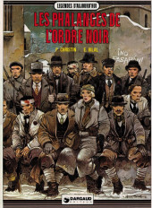 Les phalanges de l'ordre noir -a1981- Les Phalanges de l'Ordre Noir