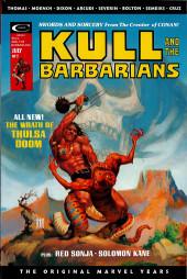 Kull the savage - The original Marvel years Omnibus -INT- Kull the savage