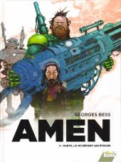 Amen -2- Kurtz, là où rêvent les nébuleuses