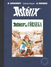 Astérix (Coleção Integral - Salvat) -33- Astérix na Córsega