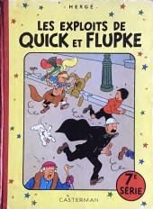 Quick et Flupke -3- (Casterman, couleurs) -7- 7e série