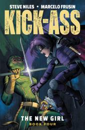 Kick-Ass (Image Comics - 2018) -INT4- The New Girl, Book Four