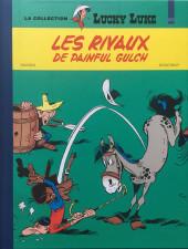 Lucky Luke - La collection (Hachette 2018) -6019- Les rivaux de Painful Gulch