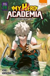 My Hero Academia -29- Katsugi Bakugo : l'envol