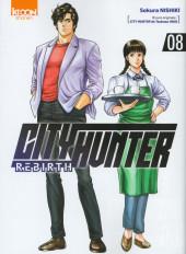 City Hunter - Rebirth -8- Tome 8