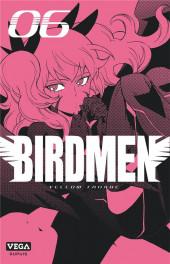 Birdmen -6- Tome 6