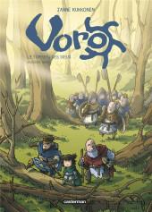 Voro -8- Le Tombeau des dieux - Deuxième partie