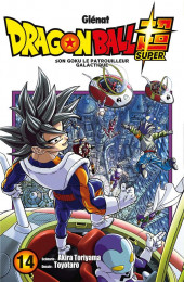 Dragon Ball Super -14- Son Goku le patrouilleur galactique