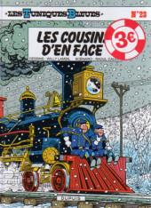 Les tuniques Bleues -23Été2021- Les cousins d'en face