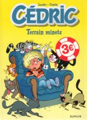 Cédric -12Été2021- Terrain minets
