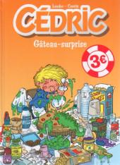 Cédric -10Été2021- Gâteau-surprise
