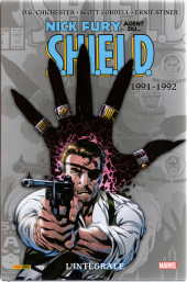 Nick Fury, agent du S.H.I.E.L.D. (L'intégrale) -7- 1991-1992