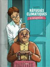 Réfugiés climatiques & castagnettes -1- Tome 1