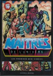 Les maîtres de l'Univers (Les premiers mini-comics) - Les Maîtres de l'Univers