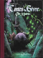 Les contes du Givre - Contes du Givre - Ode Materia