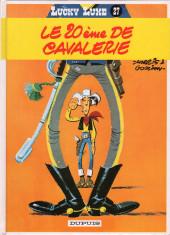 Lucky Luke -27b1993- Le 20ème de cavalerie