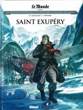 Les grands Personnages de l'Histoire en bandes dessinées -60- Saint Exupéry - tome 2