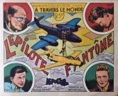 À travers le monde (2e série) -59- Le pilote fantôme