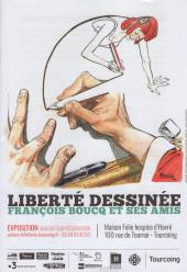 (Catalogues) Expositions - Liberté dessinée