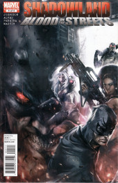 Shadowland: Blood on the Streets -4- Shadowland: Blood on the streets 4/4