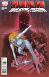Shadowland: Daughters of the Shadow -1- Shadowland: Daughters of the shadow 1/3
