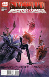 Shadowland: Daughters of the Shadow -2- Shadowland: Daughters of the shadow 2/3