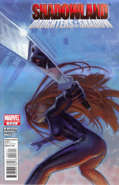 Shadowland: Daughters of the Shadow -3- Shadowland: Daughters of the shadow 3/3