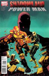 Shadowland: Power Man -1- Shadowland: Power Man 1/4